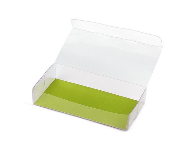 Base carton boîte Vert