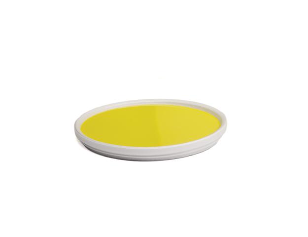 Tapa poliestireno carton pistacho