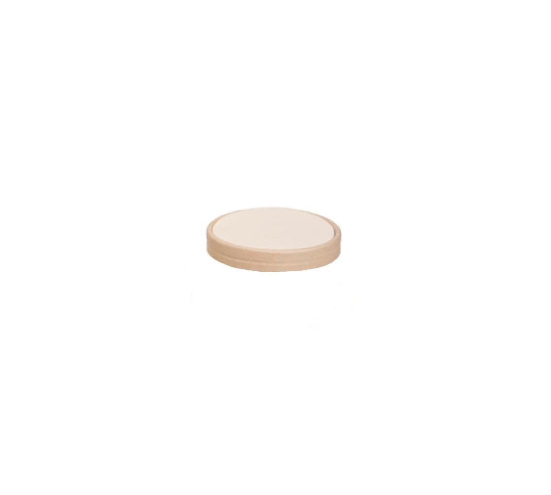 Couvercle pot à glace whitesmoke 150ml/cj 300u