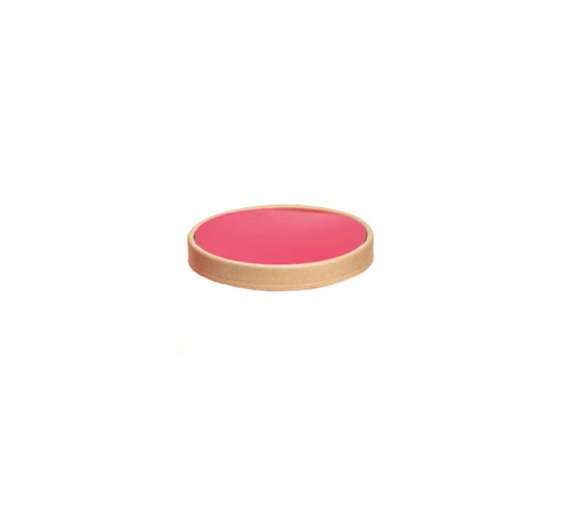 Couvercle pot à glace fuchsia 700-900ml/cj 300u