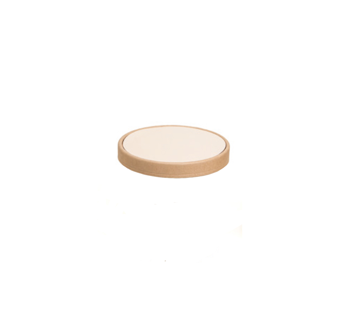 Couvercle pot à glace whitesmoke 700-900ml/cj 300u