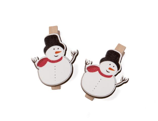 Pinces Snowman