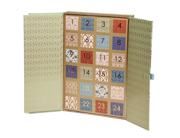 Calendario de adviento Mosaic