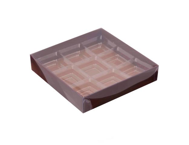 Boîte Basic marron