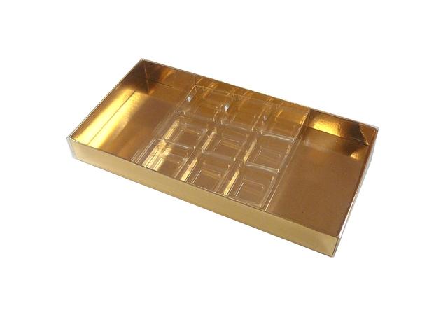 Bombonera BT oro
