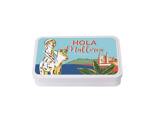Caja Souvenir Grande Mallorca/Cj 10 uds