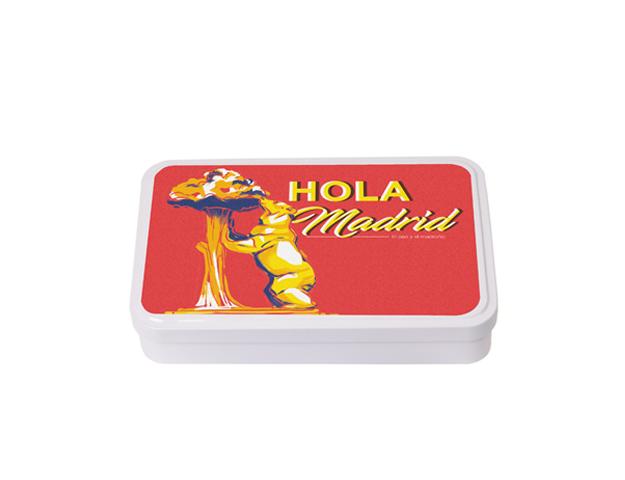 Caja Souvenir Grande Madrid/Cj 10 uds