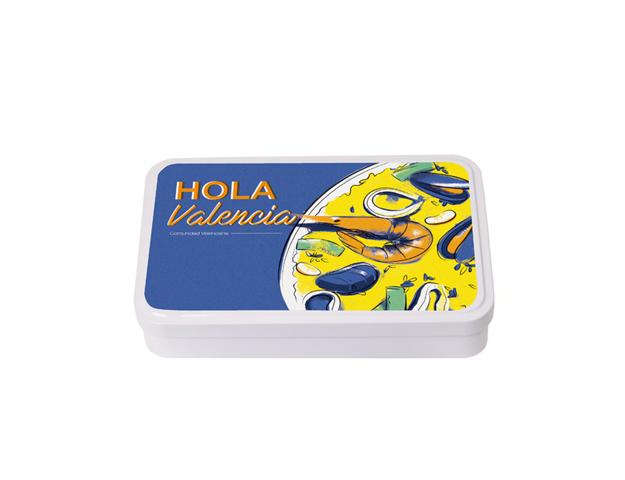 Caja Souvenir Grande Valencia/Cj 10 uds