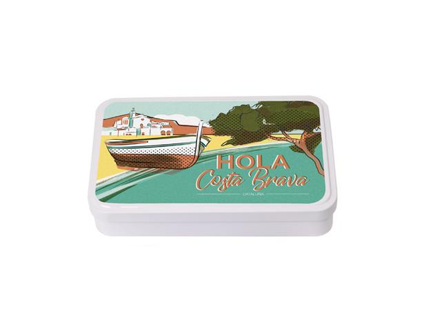 Caja Souvenir Grande Costa Brava/Cj 10 uds