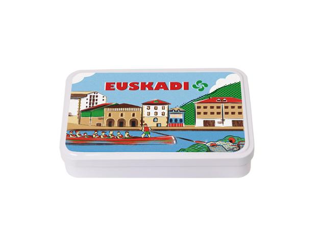 Caja Souvenir Grande Euskadi/Cj 10 uds