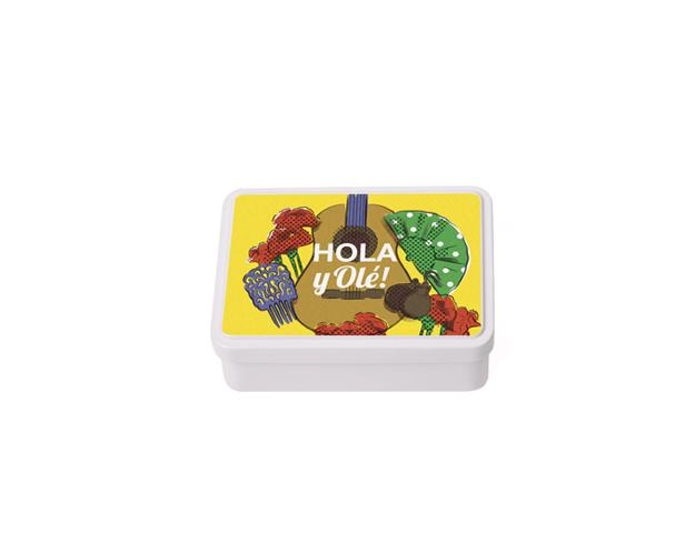Caja Souvenir Mediana Olé /Cj 12 uds