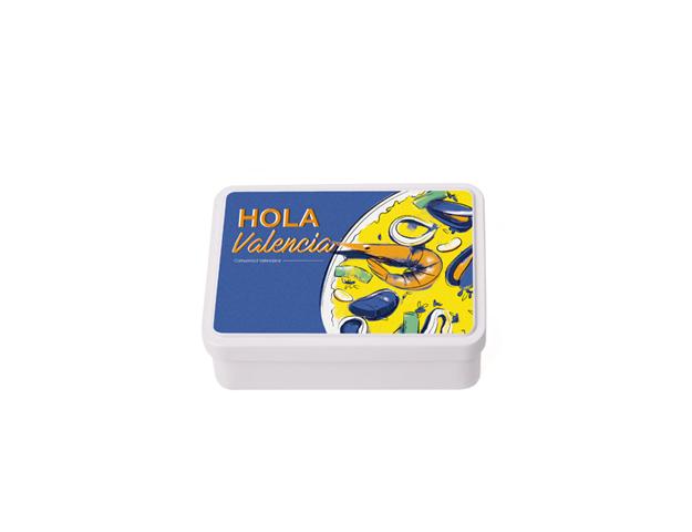 Caja Souvenir Mediana Valencia/Cj 12 uds