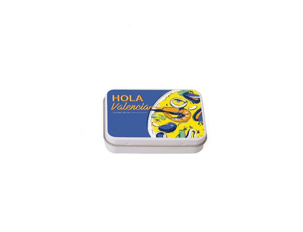 Caja Souvenir Pequeña Valencia/Cj 25 uds