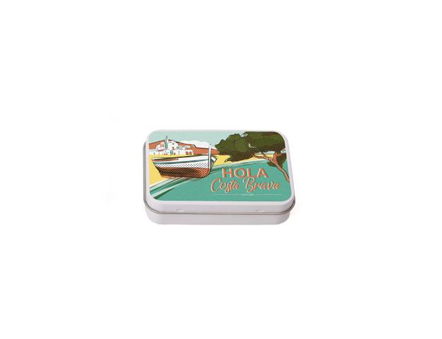 Caja Souvenir Pequeña Costa Brava/Cj 25 uds