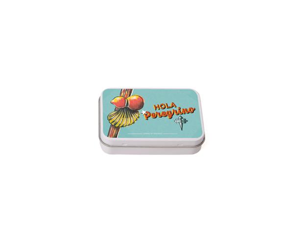 Caja Souvenir Pequeña Peregrino/Cj 25 uds