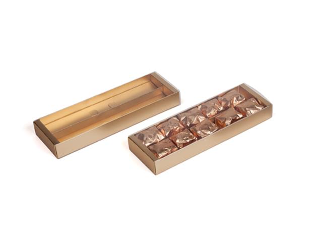 Réglette Fourreau Double Gold Metallic