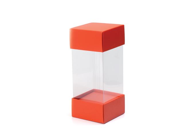 Columna naranja