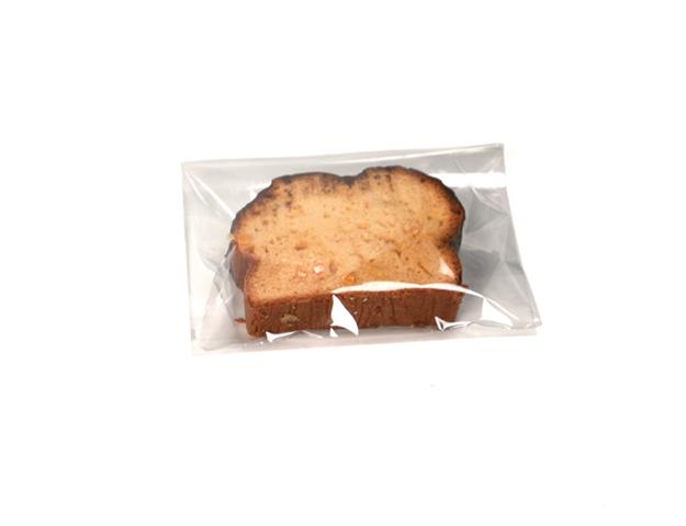 Bolsa transparente con solapa adhesiva