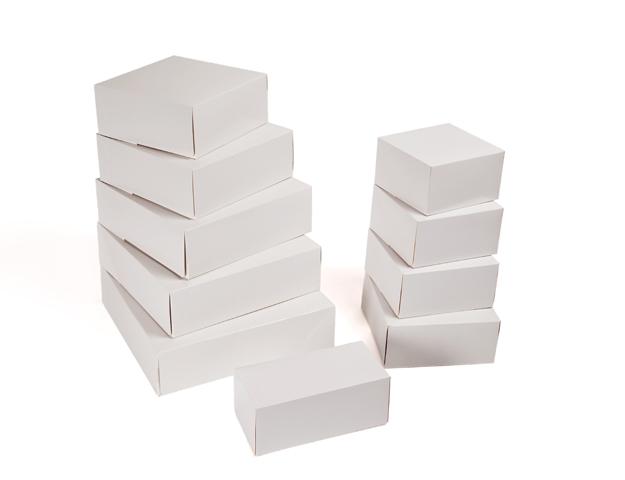 Caja clic clac EU blanca 200x200x80/80ud