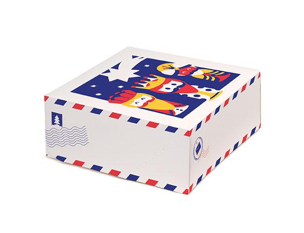 Caja Roscón de Reyes