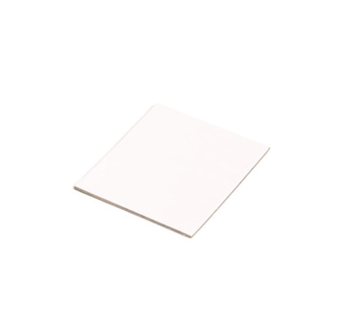 Support carré 119x119/pq.50u