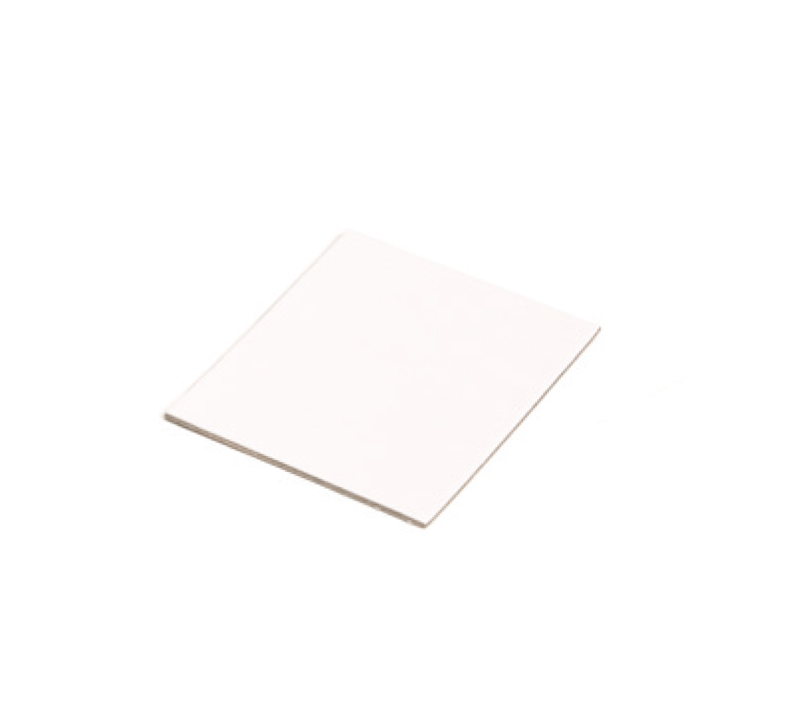 Support carré 59x59/pq.50u