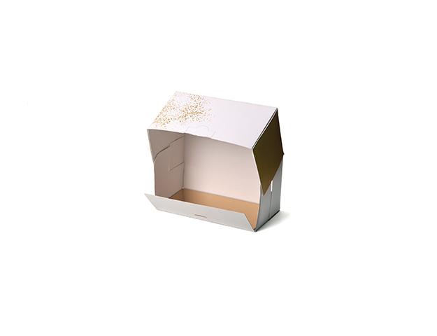 Caja para troncos gold