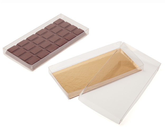 Caja para tabletas de chocolate