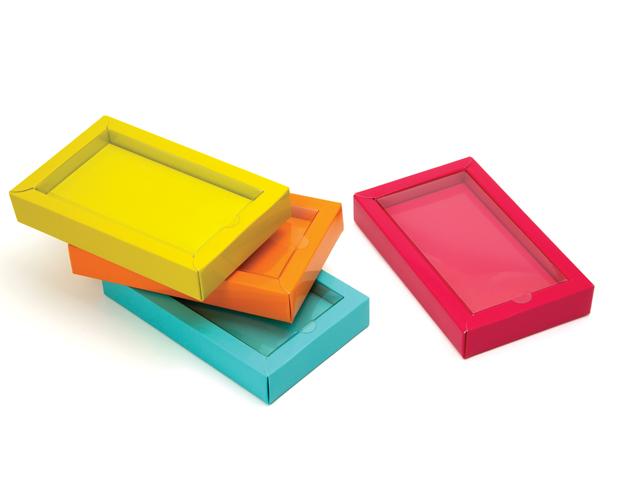 Caja 4 colores surtidos