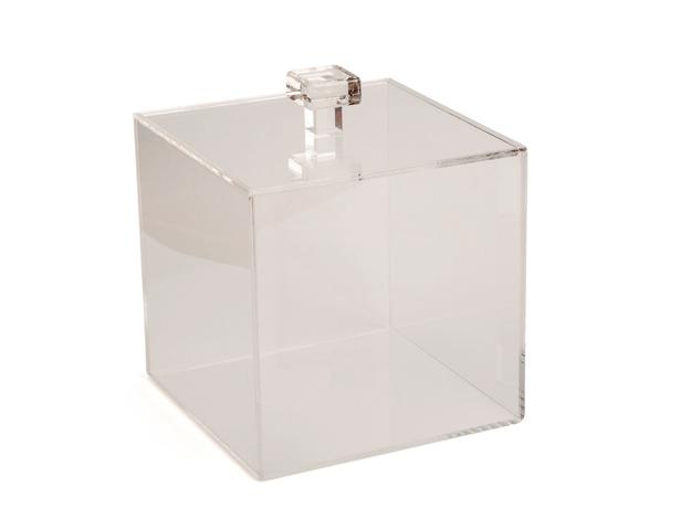 Cubo Metracrilato