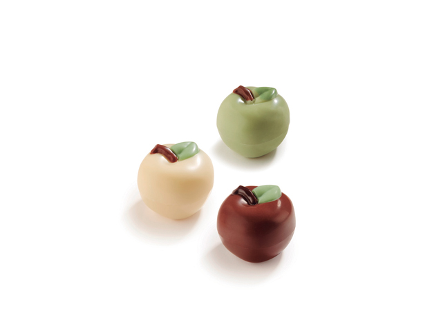 Manzanas Chocolate