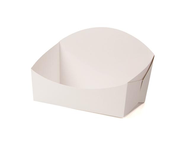 Boîte pâques blanc