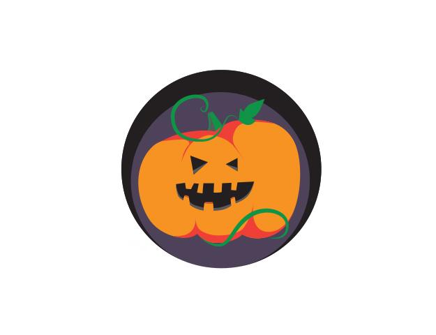 Etiqueta Halloween