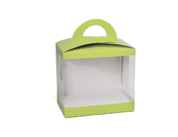 Caja c/ventana apert. tras. 180x100x200mm/cj.24u