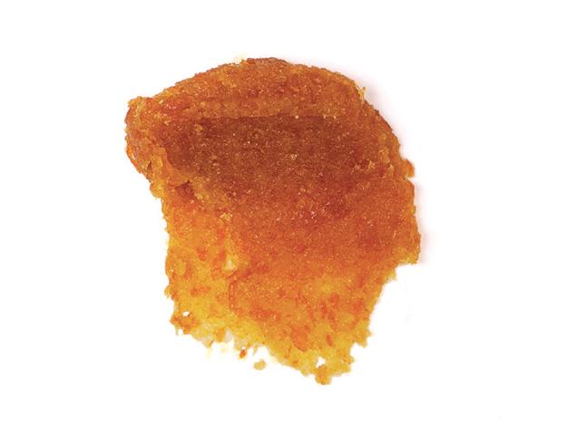 Pasta de naranja