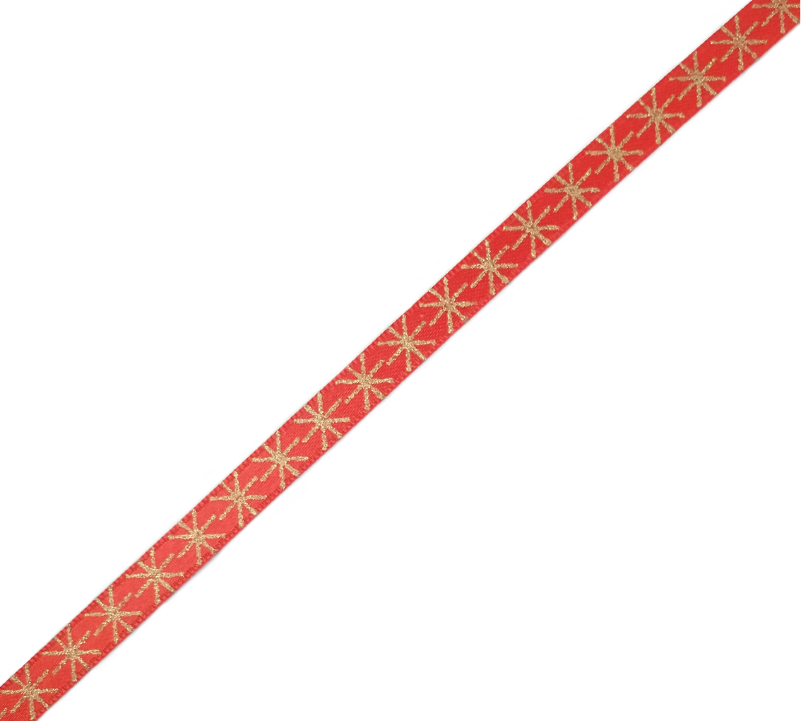 Ruban rouge diamant