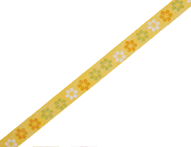 Cinta Milflores amarillo