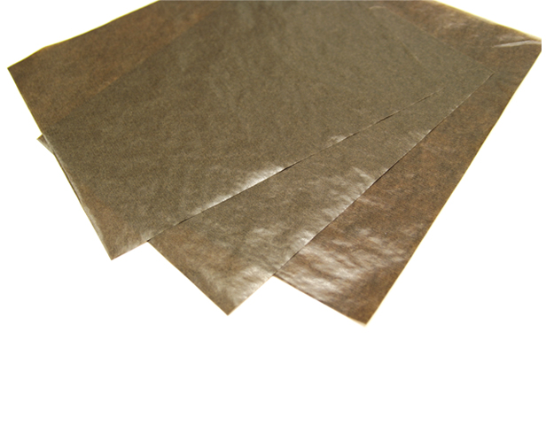 Intercalaires papier cristal pour ballotins