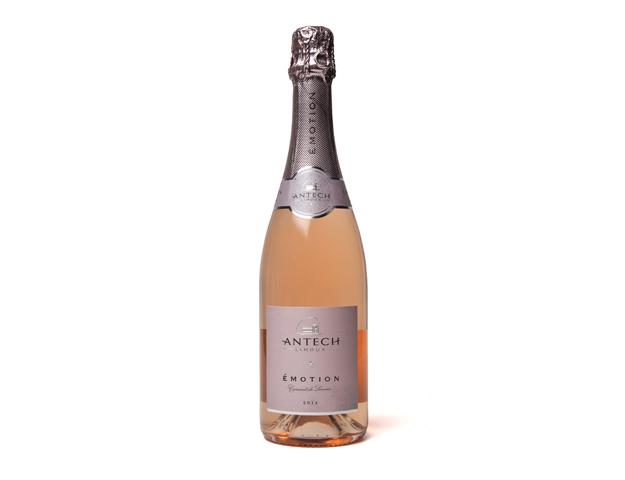 Cremant de Limoux Emotion rosé 2014
