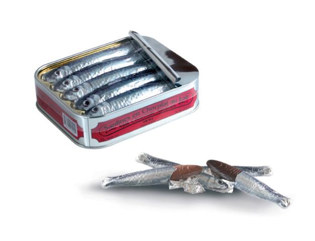Lata de 5 sardinas