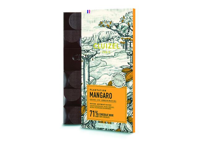 Tableta  MANGARO negro 71%