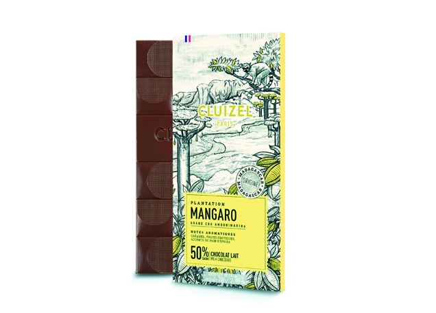 Tableta  MANGARO leche  50%