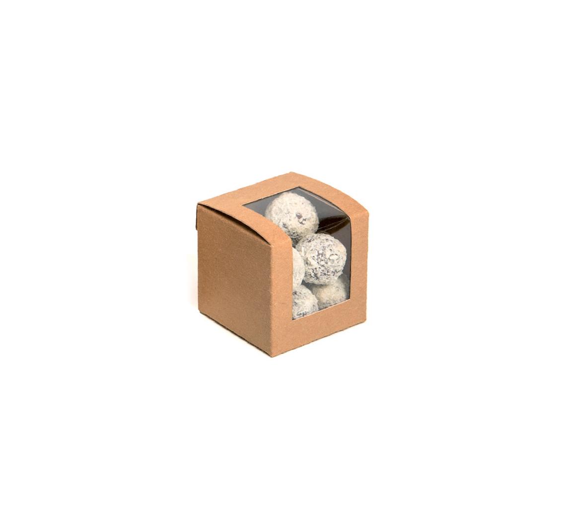 Smart Cube kraft av/fenêtre 60x60x60/pq.50u