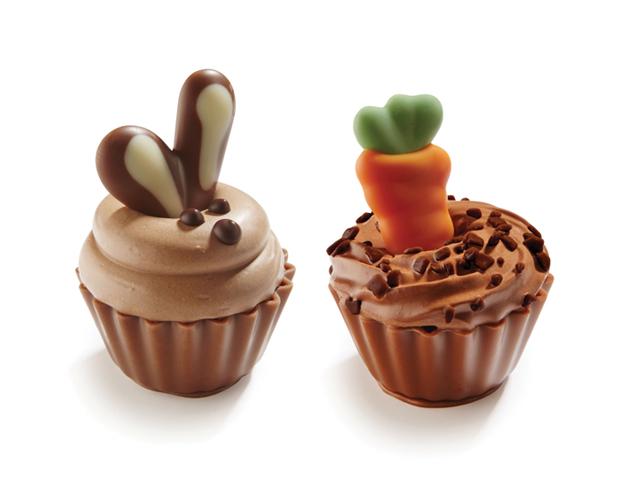Surtido cupcakes Pascua
