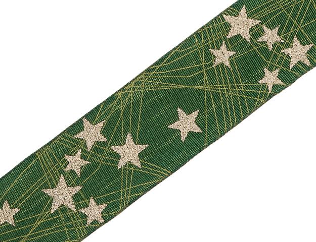 Ruban Stars Vert