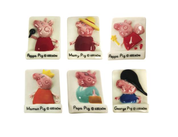 Sorpresa familia Peppa Pig