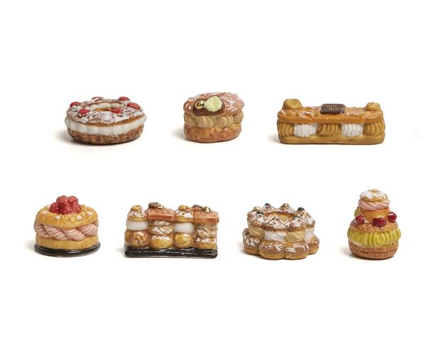 Sorpresa pasteles deliciosos