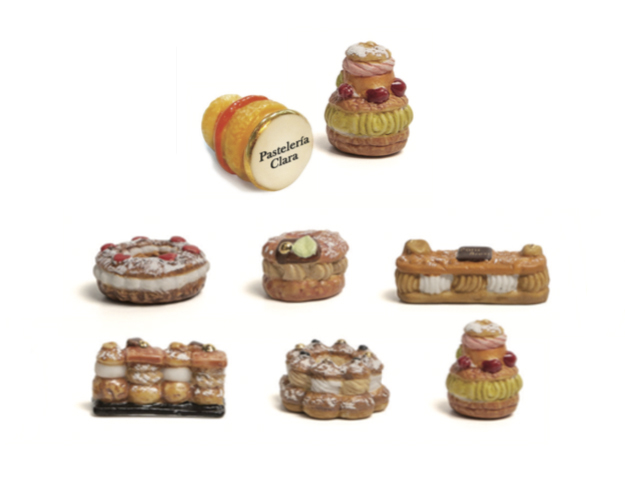Sorpresa pasteles deliciosos personalizada