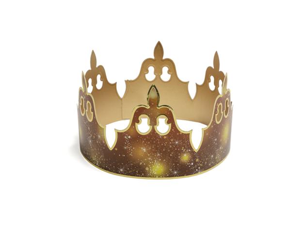 Corona destellos