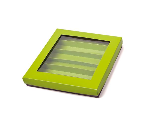 Caja Pretty verde